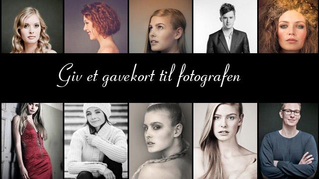 Gavekort til fotograf – Aarhus fotografi