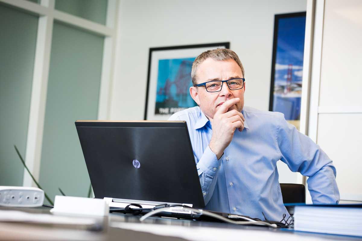 foto af direktør Århus