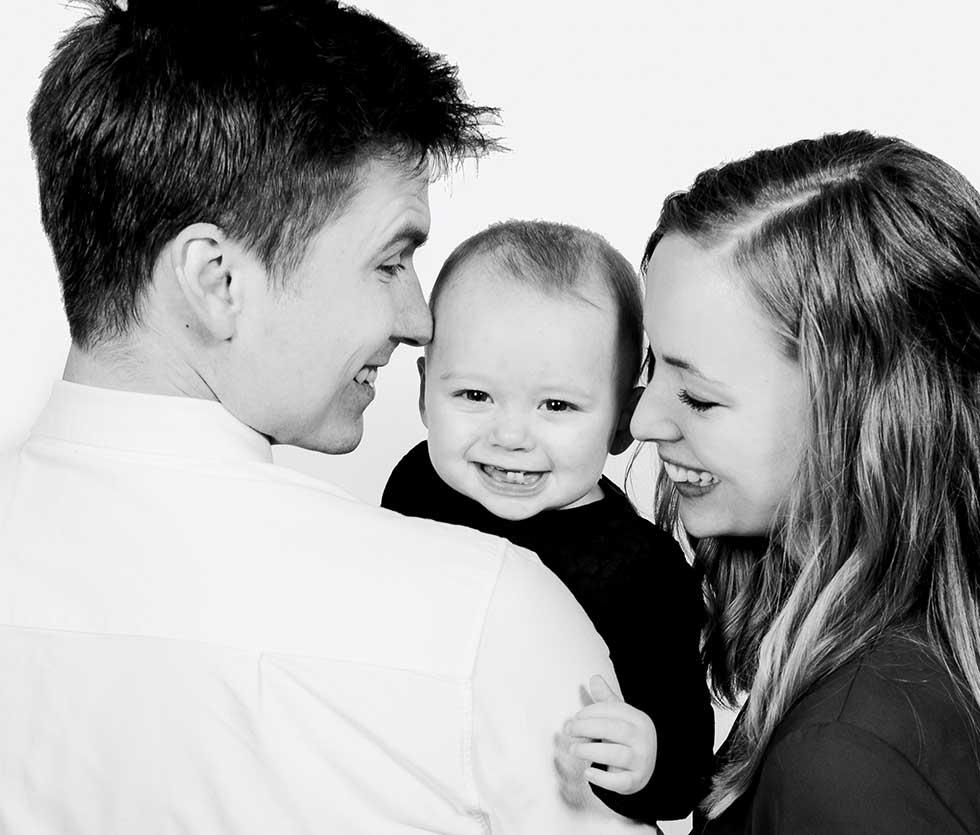 familie fotograf århus c