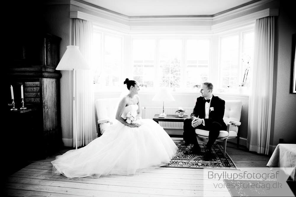 foto århus bryllup