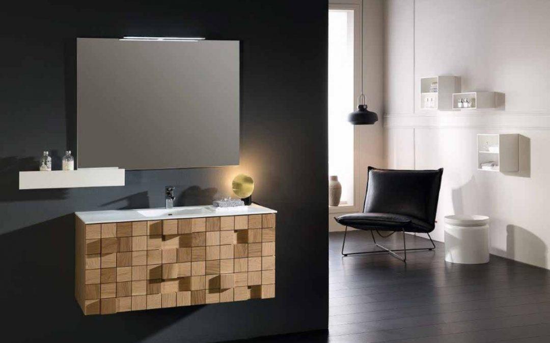 Produktbilleder af badeværelser