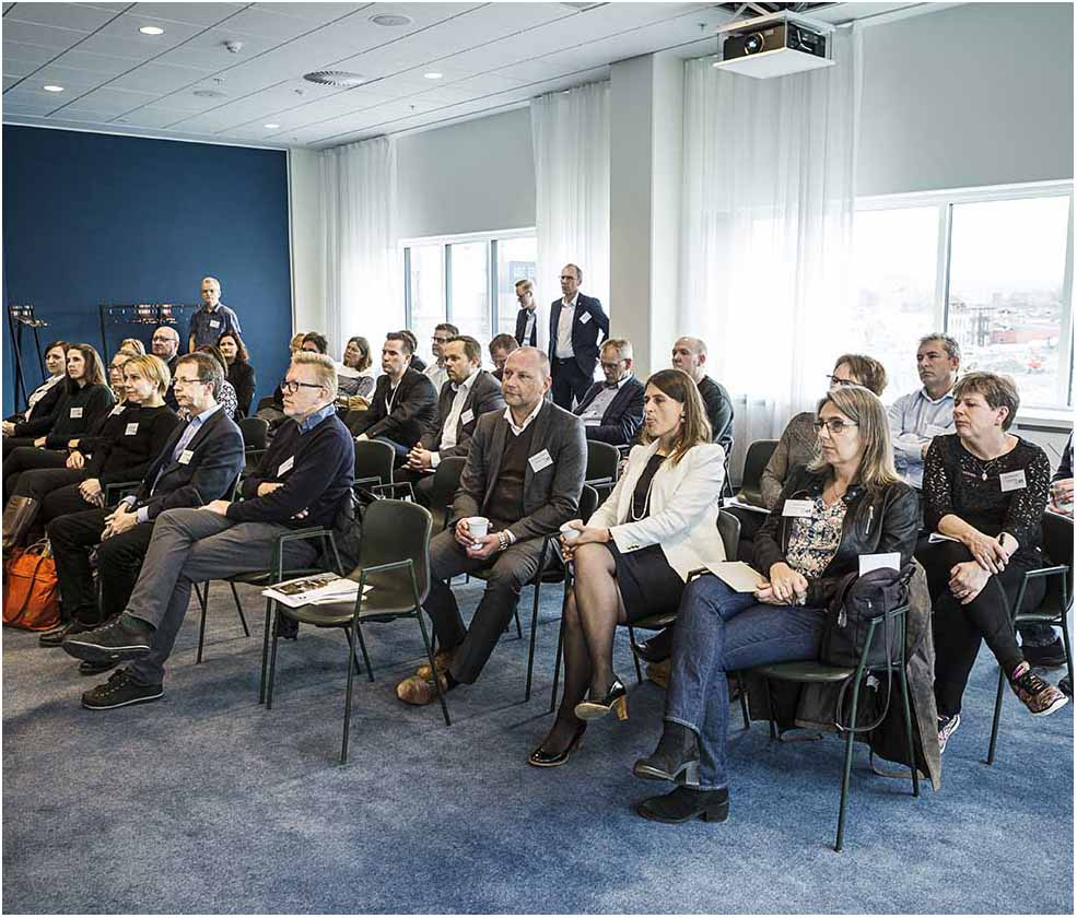 Konference- og eventfoto stiller store krav til opfindsomhed